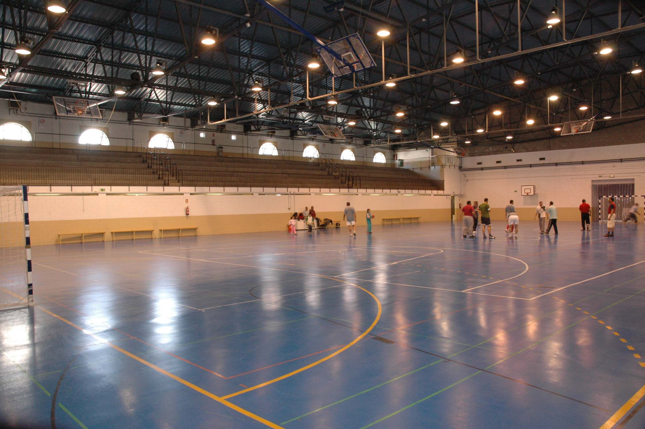 Play KinBall in Madrid