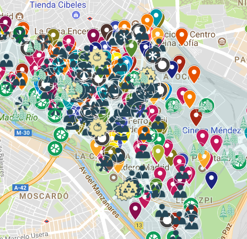 sitios para citas en linea arganzuela