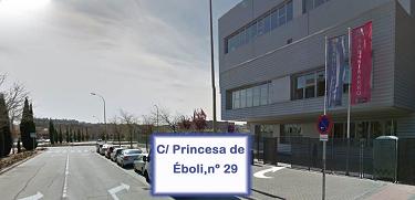 Oficina de atenci n a la ciudadan a oac l nea madrid sanchinarro ayuntamiento de madrid - Oficinas de atencion a la ciudadania linea madrid ...