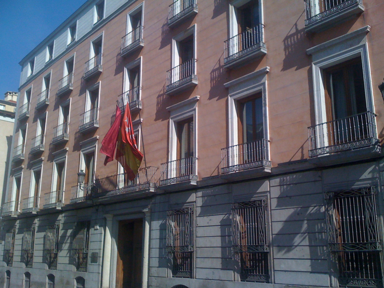 oficina de correos distrito centro madrid