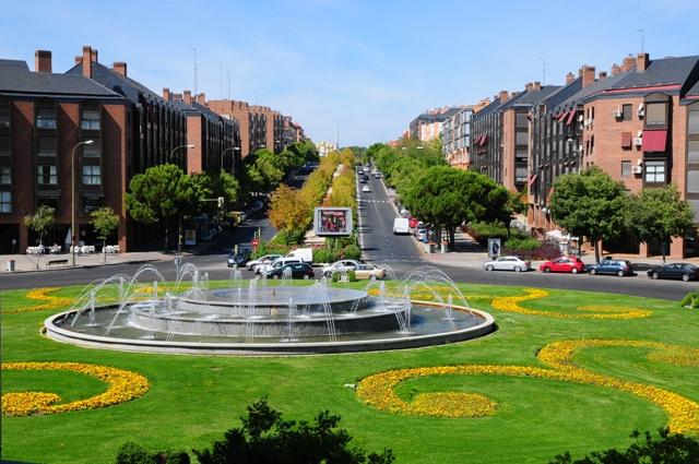 Barrio Hortaleza Madrid Mapa.Hortaleza Ayuntamiento De Madrid