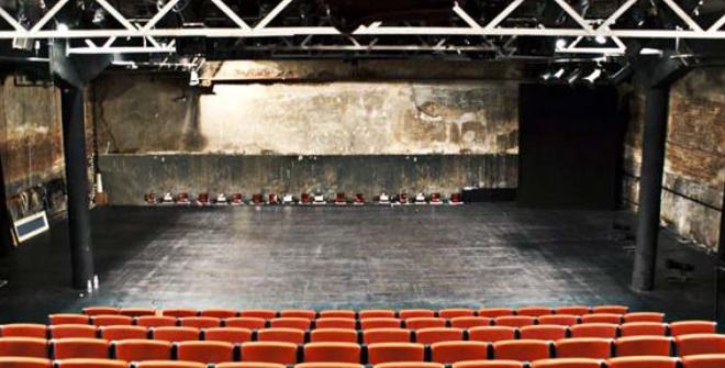 Teatro Sala Cuarta Pared - Ayuntamiento de Madrid