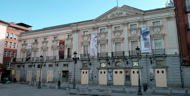 Teatro espa ol ayuntamiento de madrid for Oficina recaudacion madrid