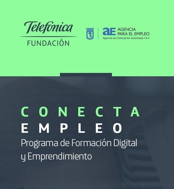 Agencia para el empleo de madrid conecta empleo for Agencia de empleo madrid