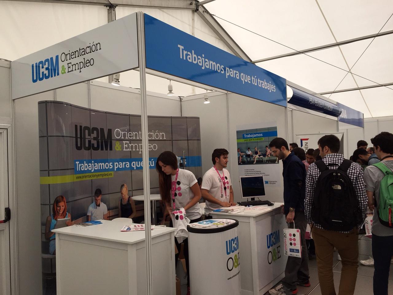 Agencia para el empleo de madrid forempleo 2016 for Agencia de empleo madrid