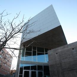 fachada de la viblioteca