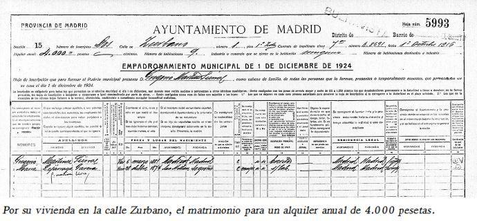 Padrón de 1925