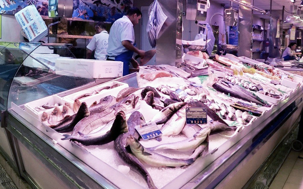 Formación sector pescadería