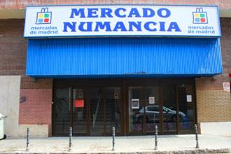 Mercado de Numancia