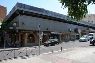 Mercado de San Pascual