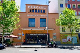 Mercado de Santa María de la Cabeza