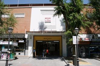 Mercado de Villaverde Alto