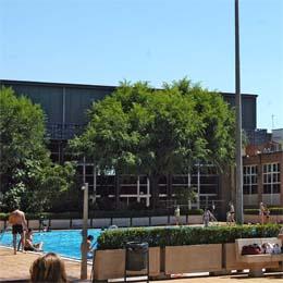 Centro deportivo municipal casa de campo ayuntamiento de for Piscina municipal casa de campo