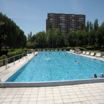 Centro deportivo municipal san ferm n ayuntamiento de madrid for Calle alberca 9 boadilla del monte