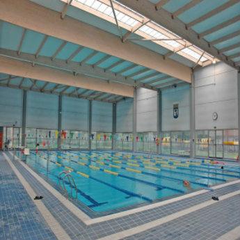 Centro Deportivo Municipal Faustina Valladolid Antiguo Valdebernardo Ayuntamiento De Madrid