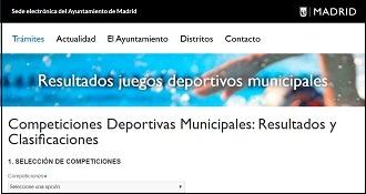38 Juegos Deportivos Municipales Calendario.Competiciones Deportivas Municipales 2019 2020