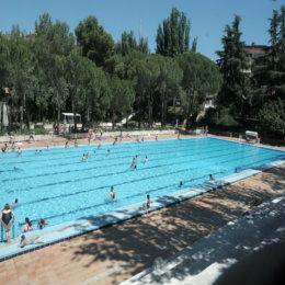 piscinas al aire libre centros deportivos con recintos de