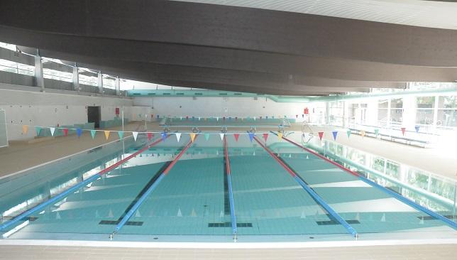 Centros deportivos municipales sedes de inscripci n de for Piscina municipal aluche