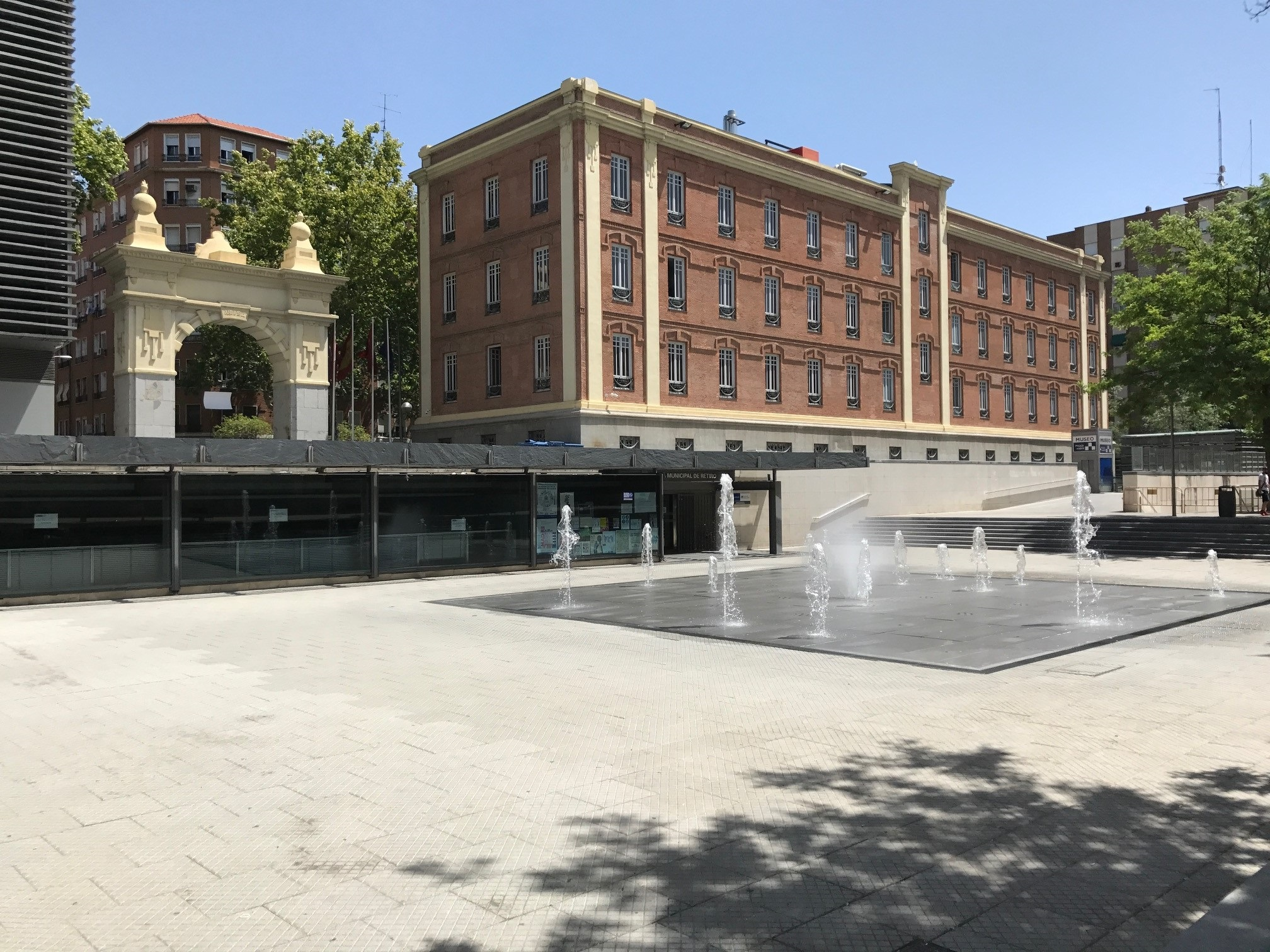 Junta Municipal del Distrito de Retiro - Ayuntamiento de Madrid