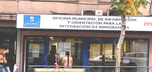 Inmigrantes ayuntamiento de madrid for Oficina de empleo carabanchel