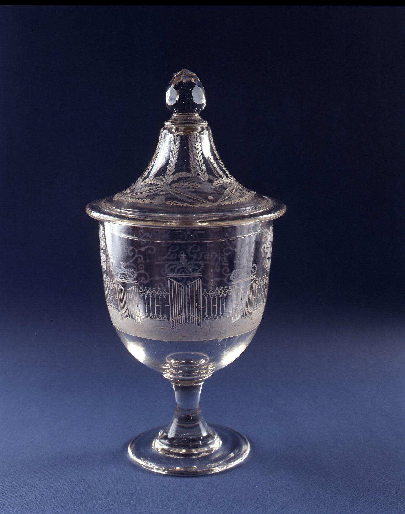 Museo de historia de madrid colecciones ayuntamiento - Fabricas de cristal en espana ...