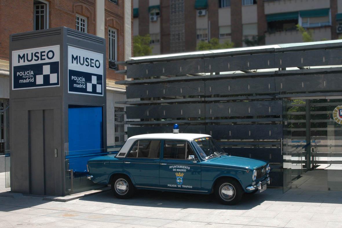 Museo De Policia Municipal De Madrid Ayuntamiento De Madrid