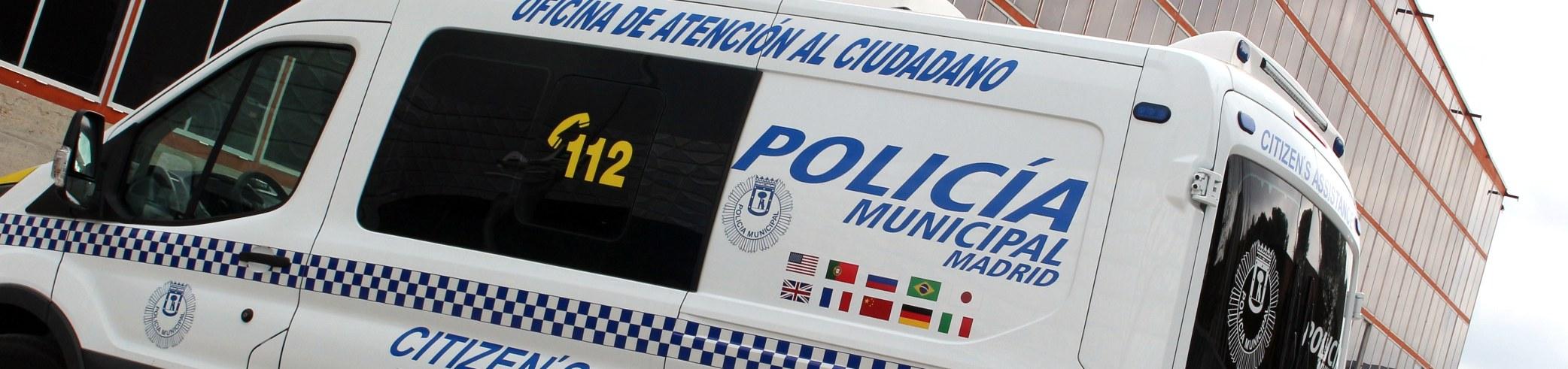 Polic a municipal de madrid ayuntamiento de madrid - Oficina de atencion al ciudadano madrid ...