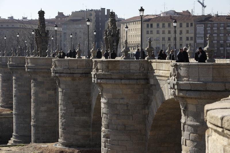 Inicio Puente de Toledo