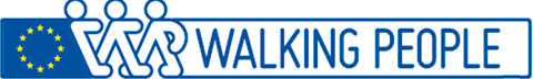 logo de walking people