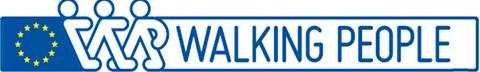 logo de walking people