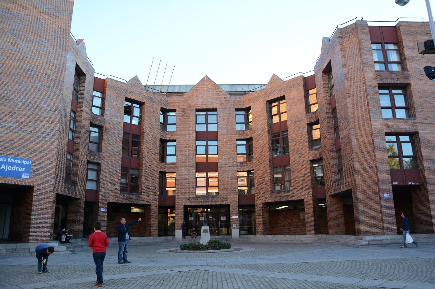 Unidad Integral del Distrito Chamartín - Ayuntamiento de Madrid