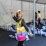 voluntaria por Madrid