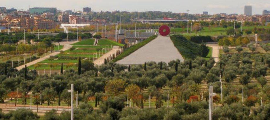 Sistema De Gestión Ambiental En El Parque Juan Carlos I Ayuntamiento De Madrid