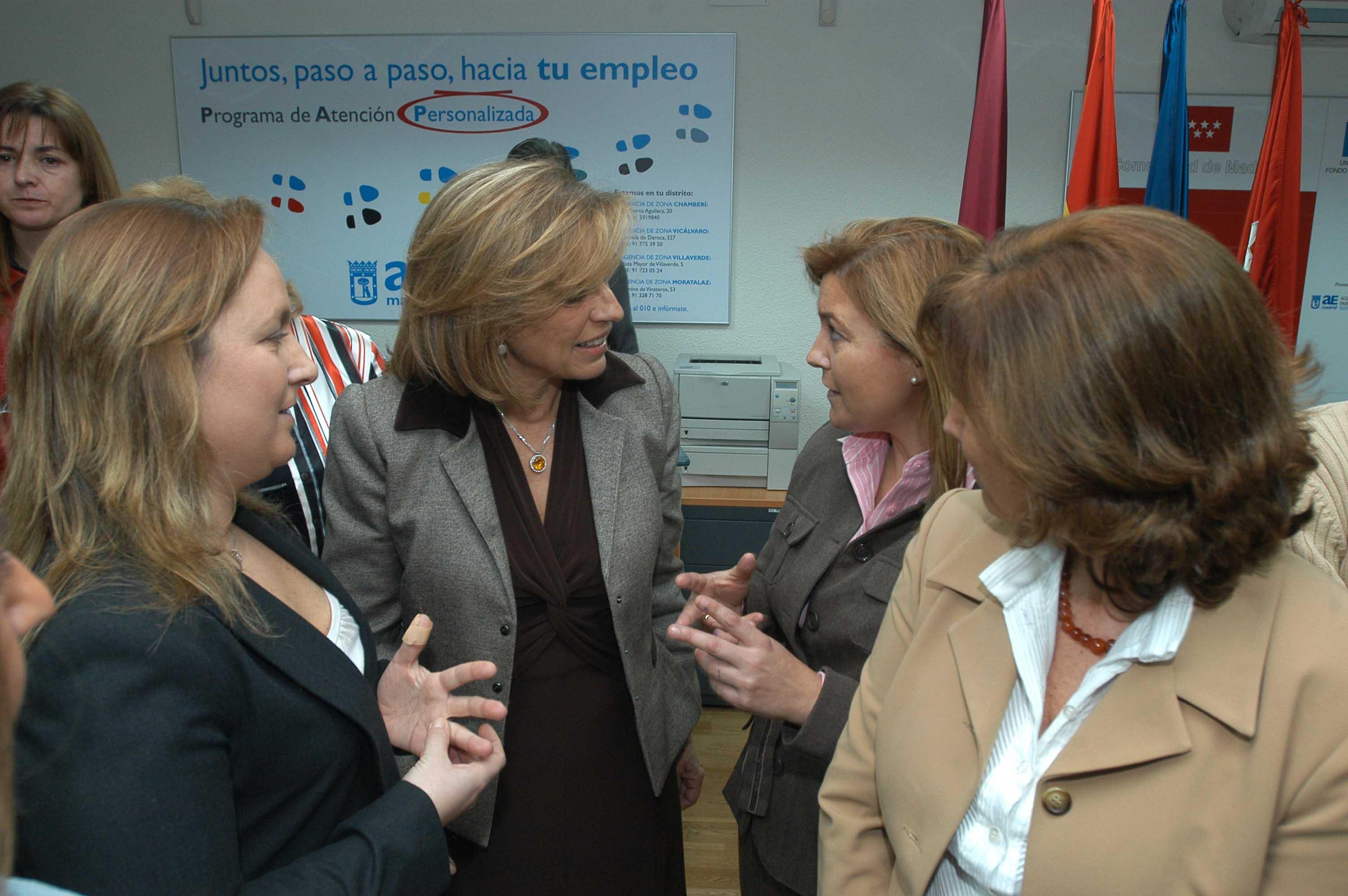 Nueva agencia de empleo para moratalaz puente de vallecas for Agencia de empleo madrid
