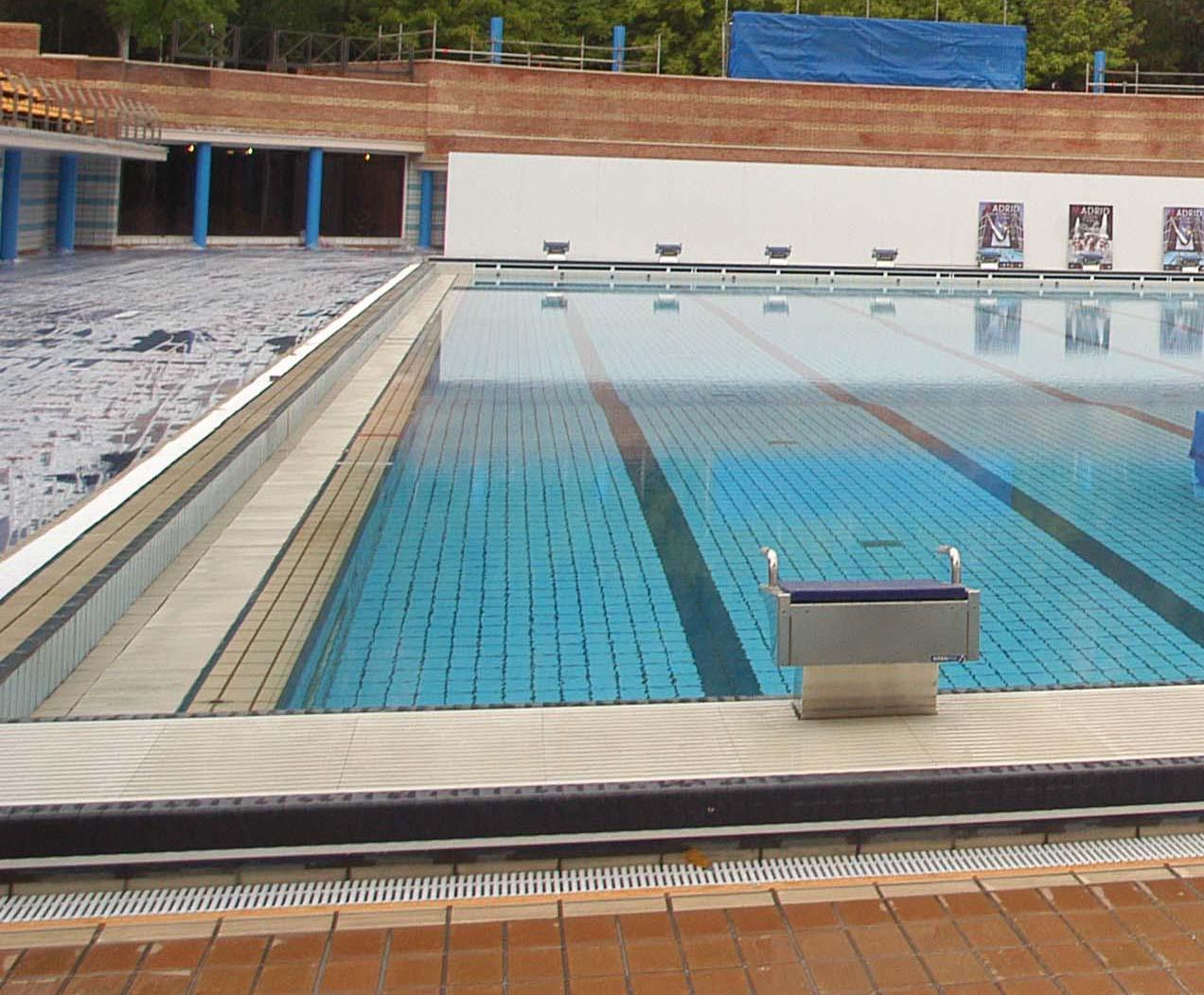 Las piscinas municipales de verano abren ma ana s bado for Piscinas cubiertas municipales madrid