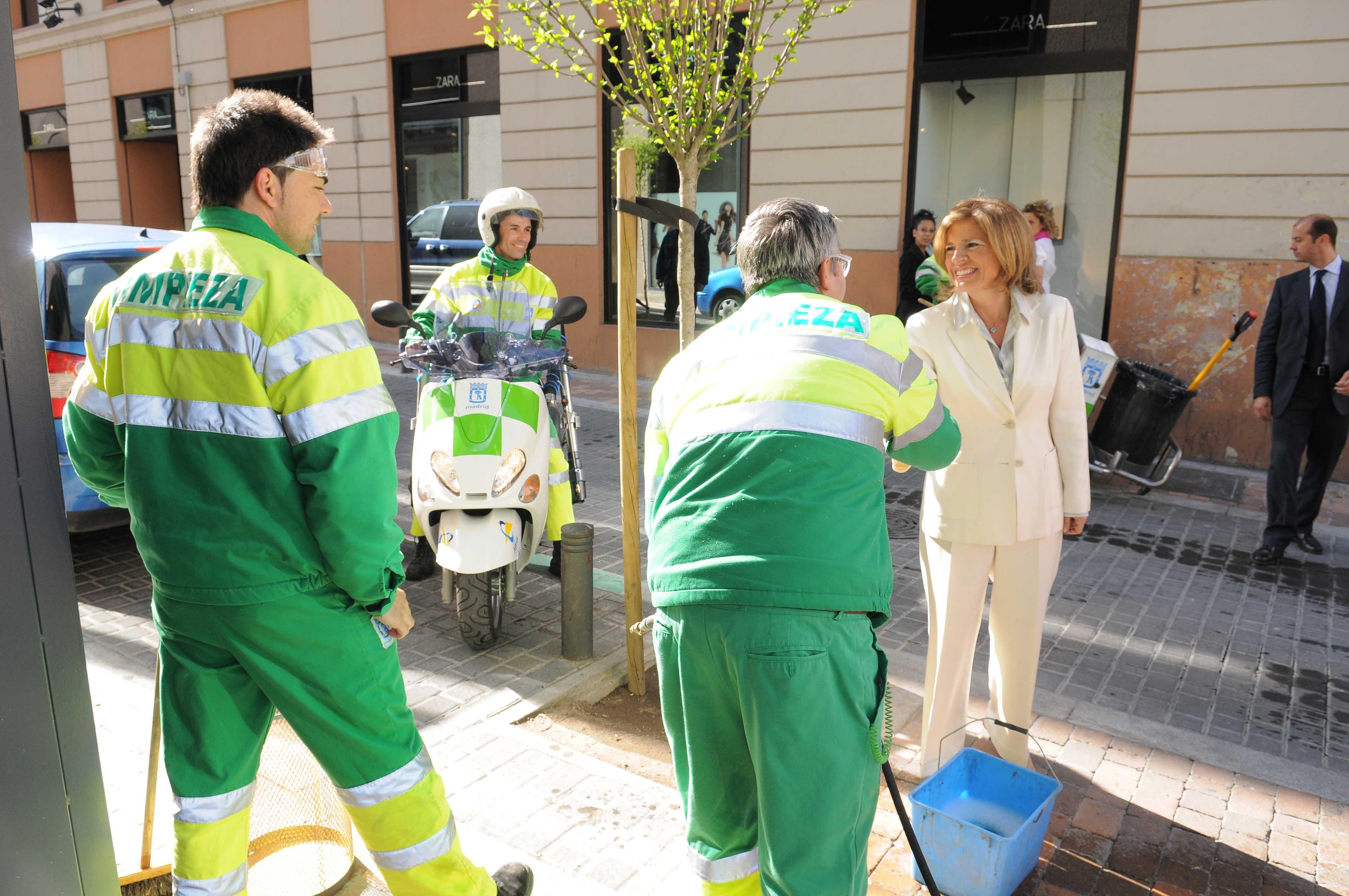 El plan de limpieza general llega a tetu n ayuntamiento - Plan de limpieza ...