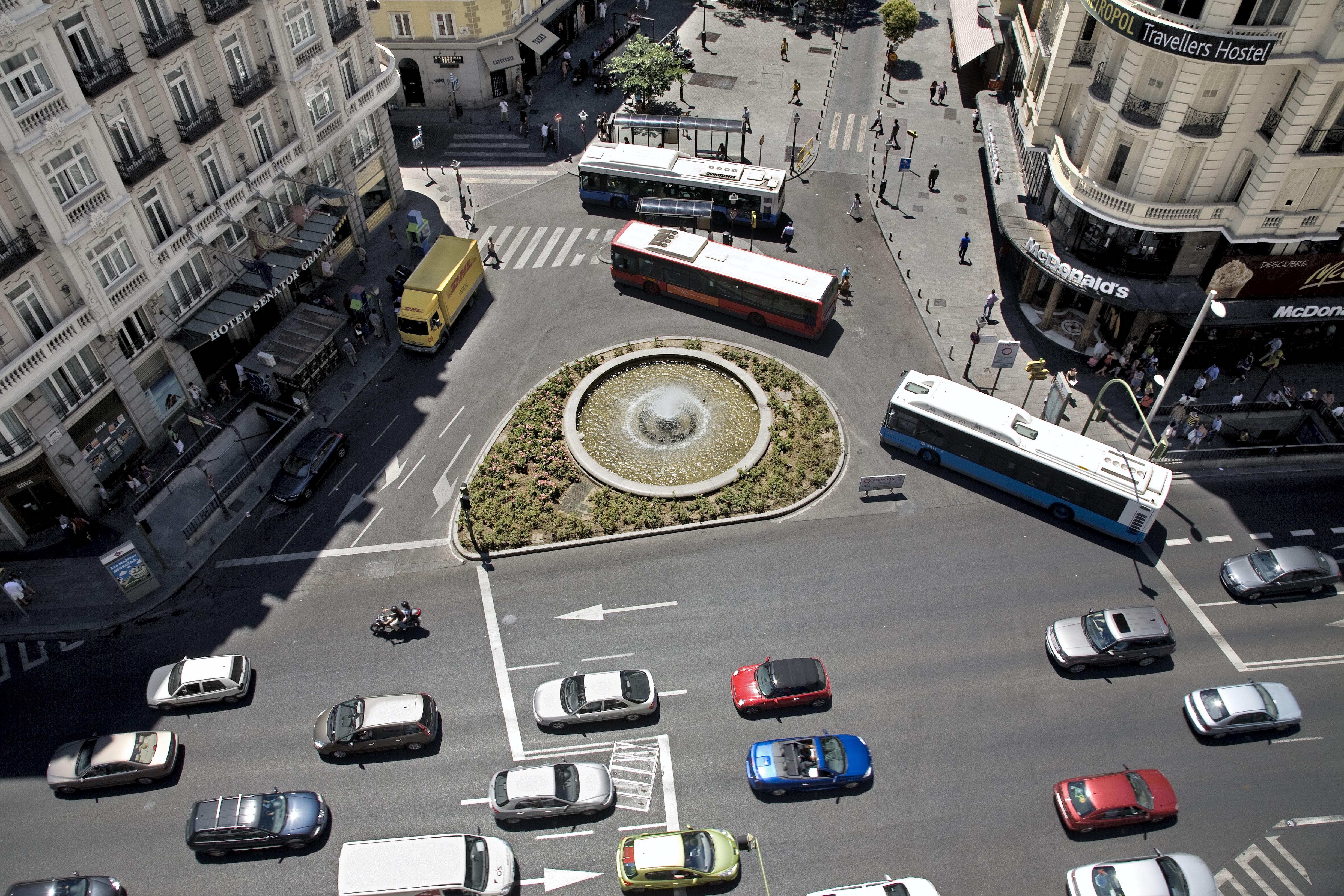 Fuencarral Para El Peaton Ayuntamiento De Madrid