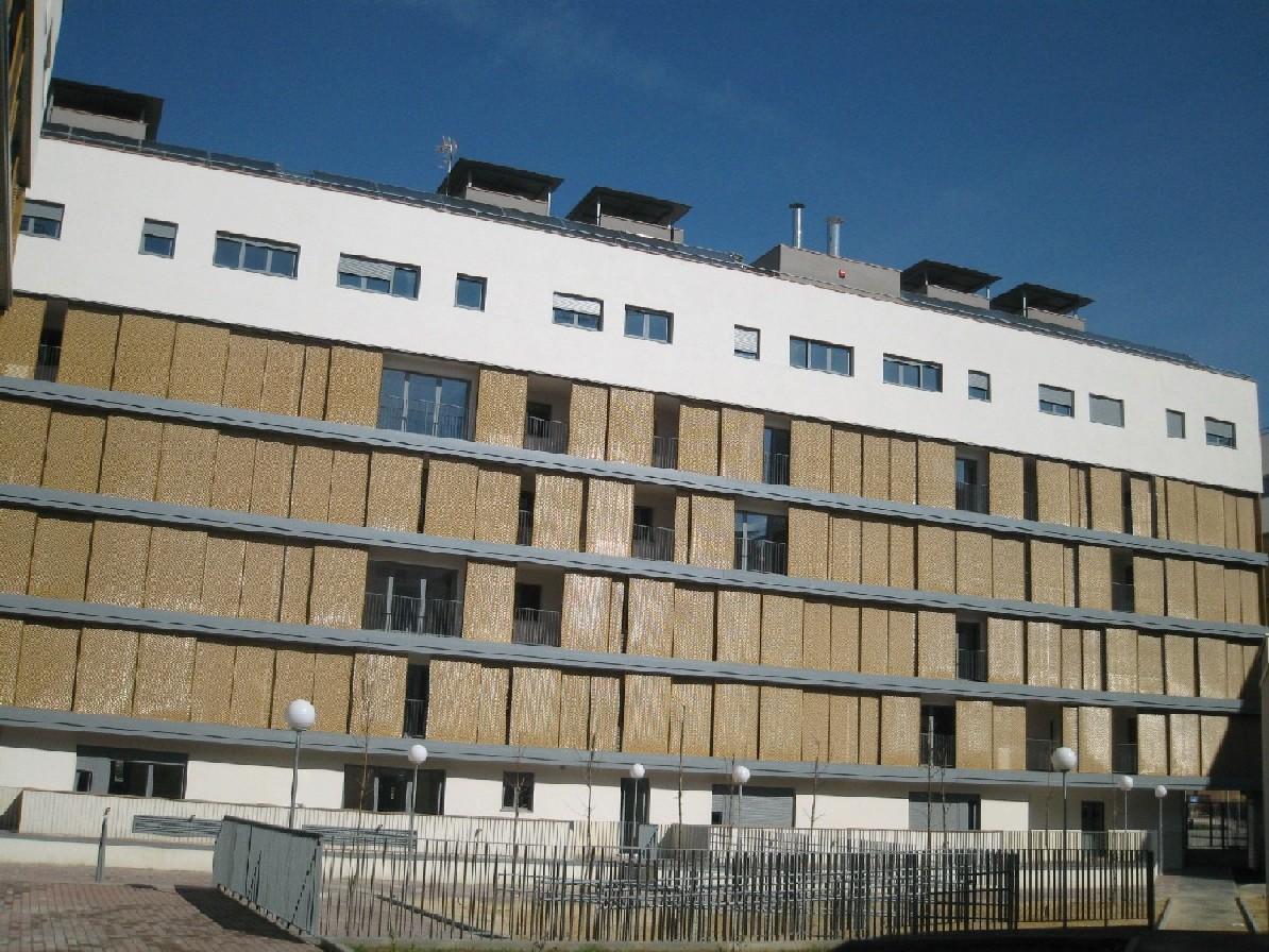 Las viviendas del ayuntamiento ejemplo de arquitectura for Vivienda reducida