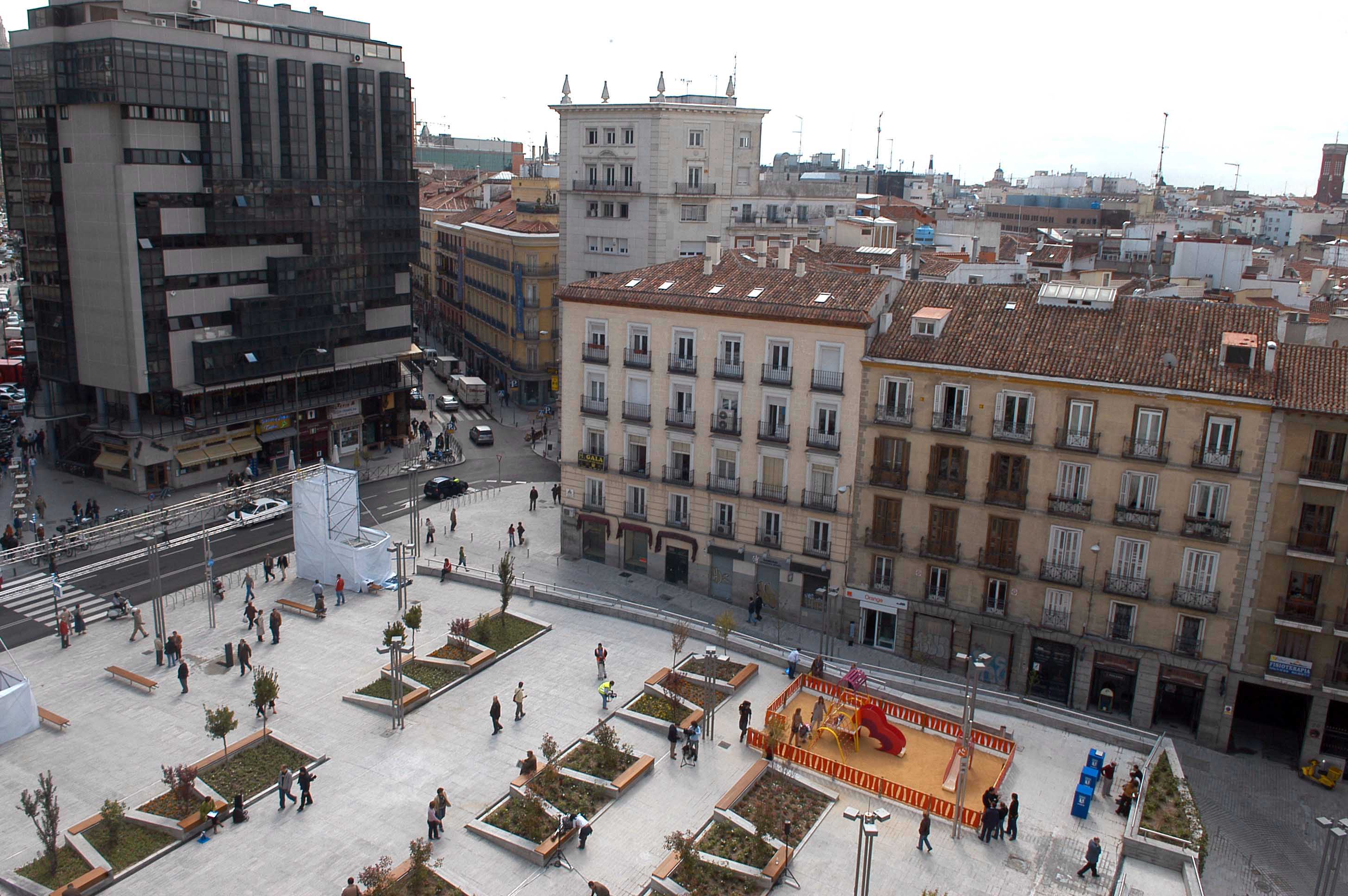 Por la calidad del paisaje urbano - Ayuntamiento de Madrid