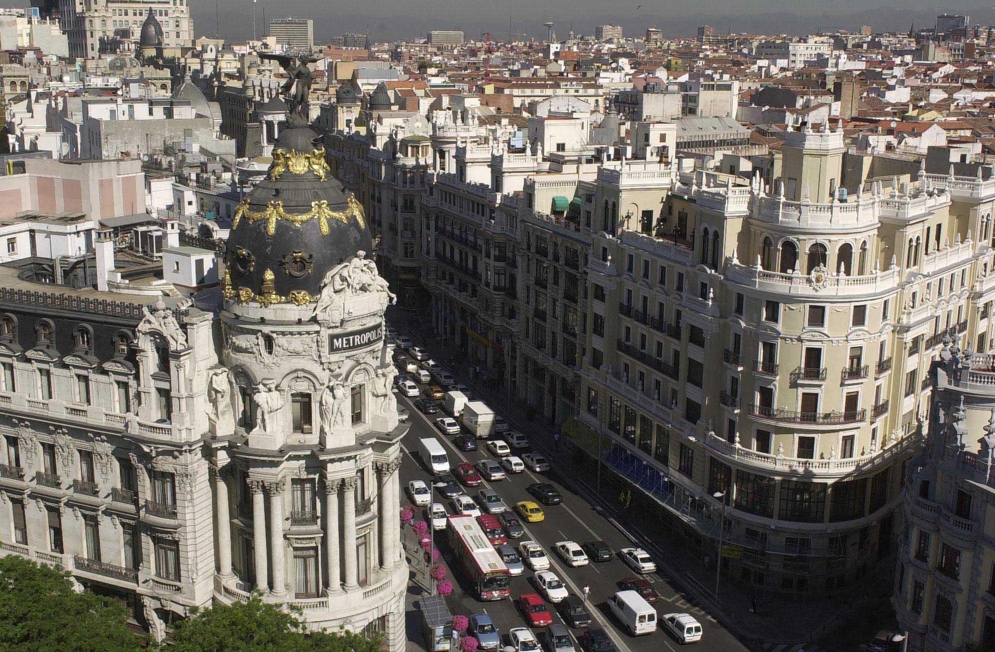 Madrid celebrar el centenario de la gran v a - Montadores de pladur en madrid ...