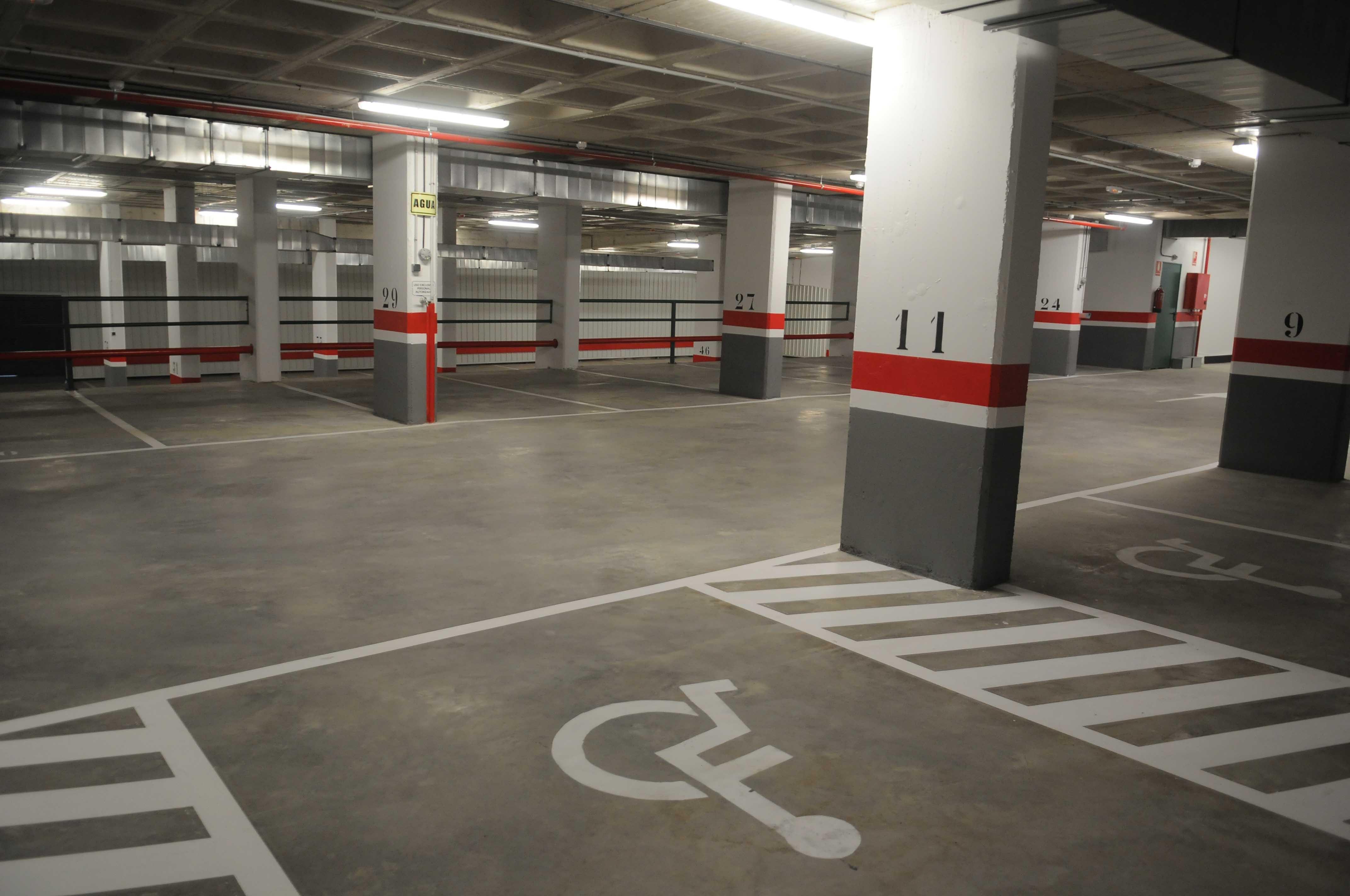 santo domingo recupera el aparcamiento para residentes