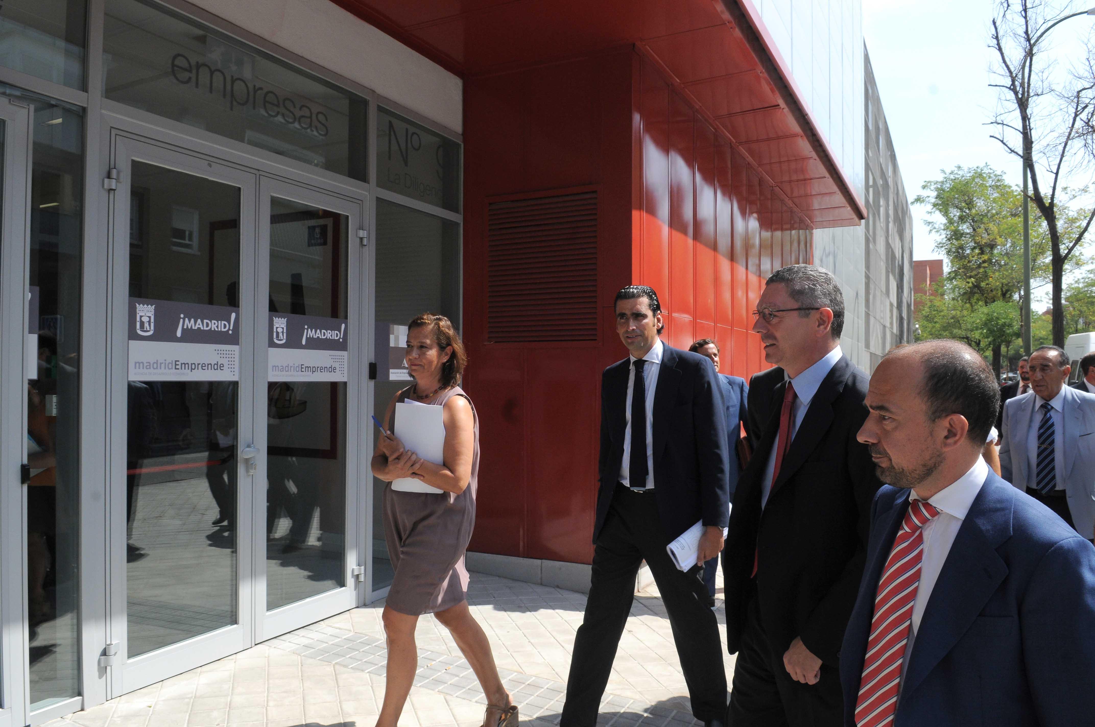 Viveros de empresas para conjurar la crisis ayuntamiento - Viveros de madrid ...