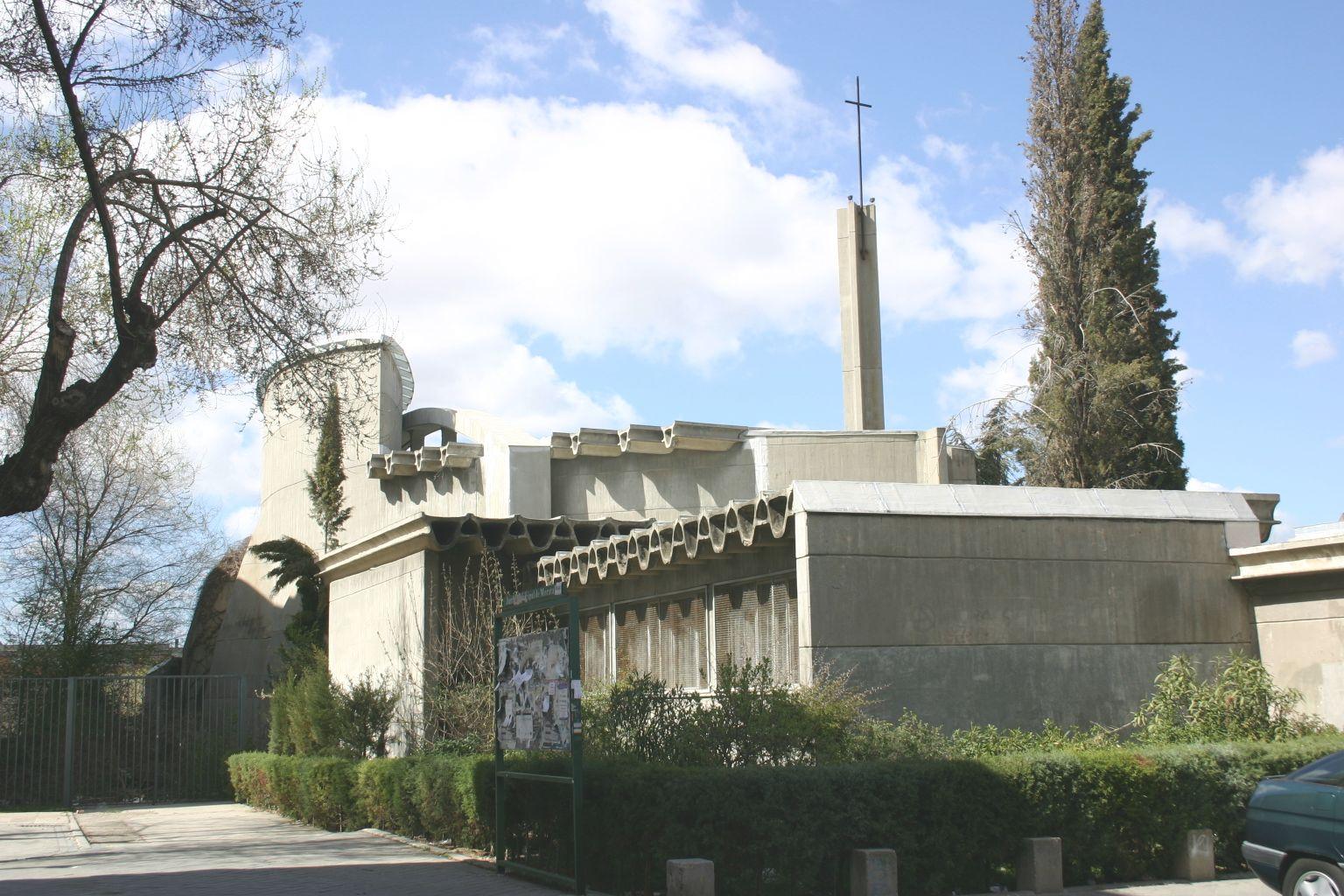 Construcciones singulares de madrid ayuntamiento de madrid for Arquitectura 20 madrid