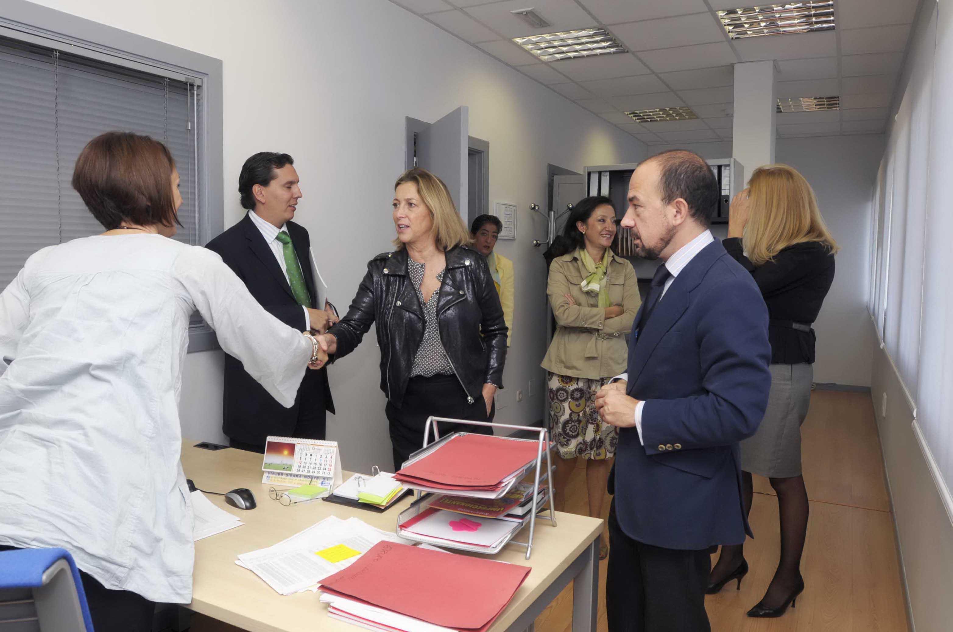 Una oficina para emprendedoras ayuntamiento de madrid for Oficina familia numerosa madrid