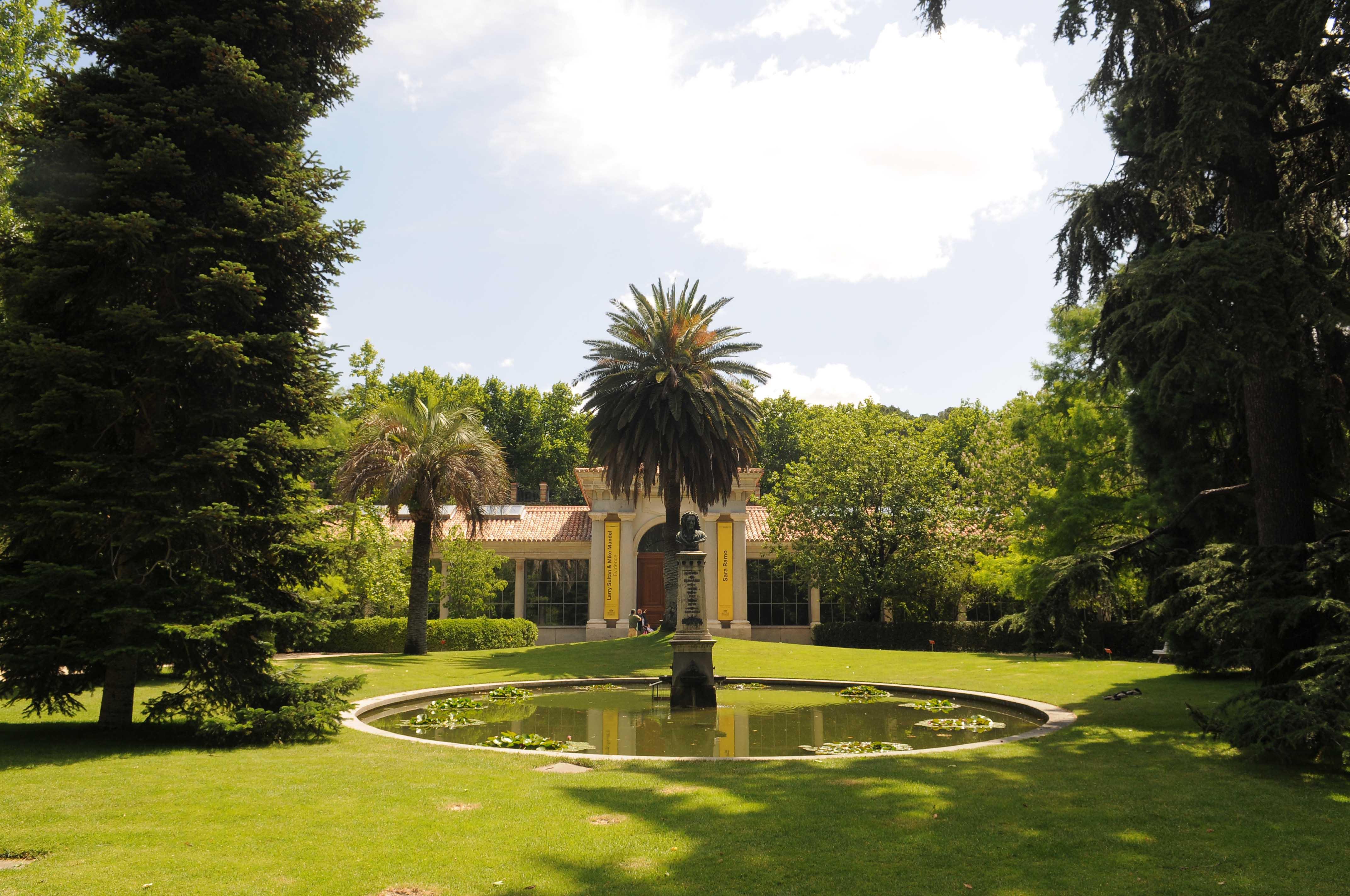 El jard n bot nico mira al futuro ayuntamiento de madrid for Botanico jardin