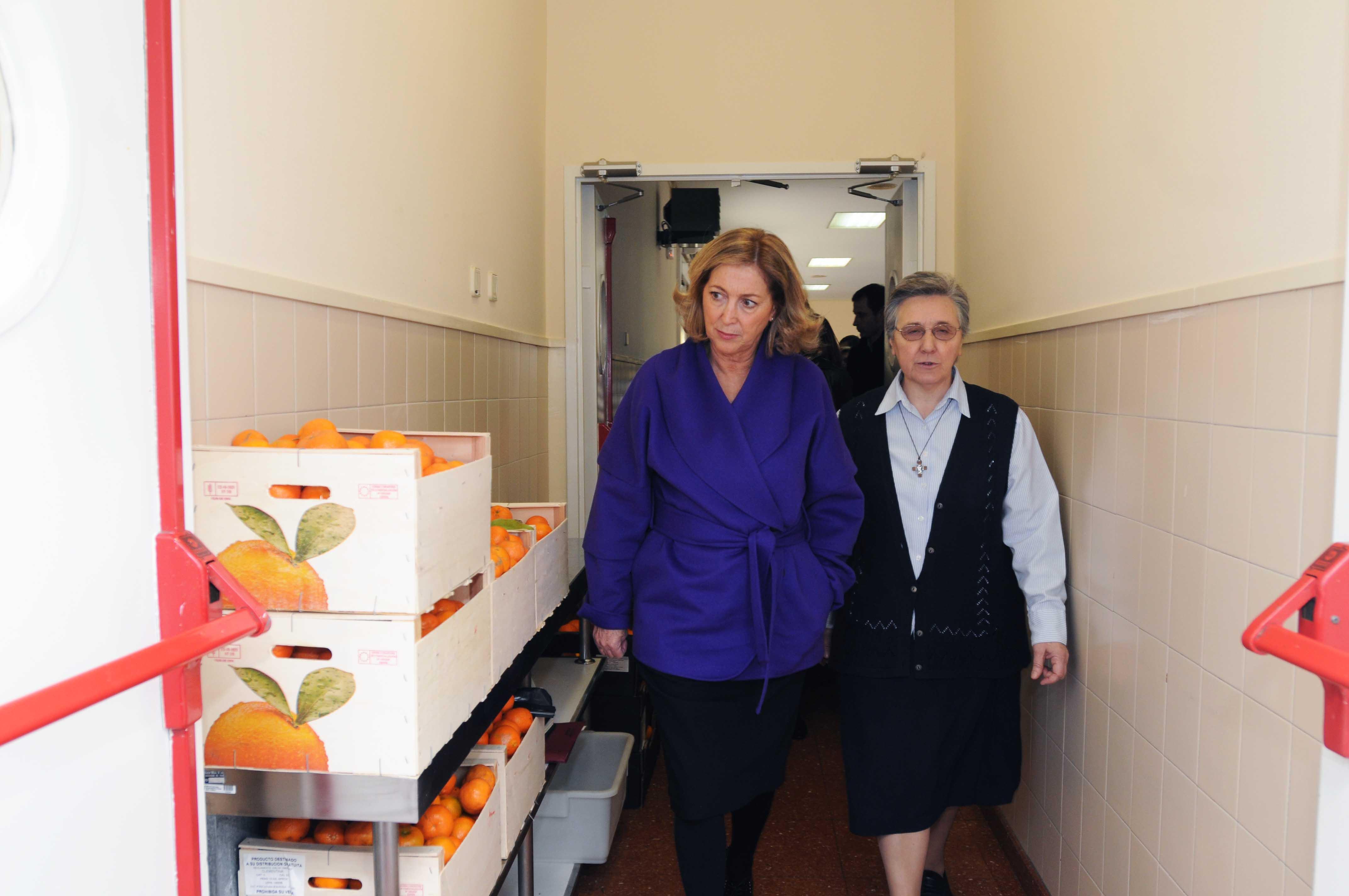 Comedores sociales y centros de acogida ayuntamiento de for Comedores en concepcion