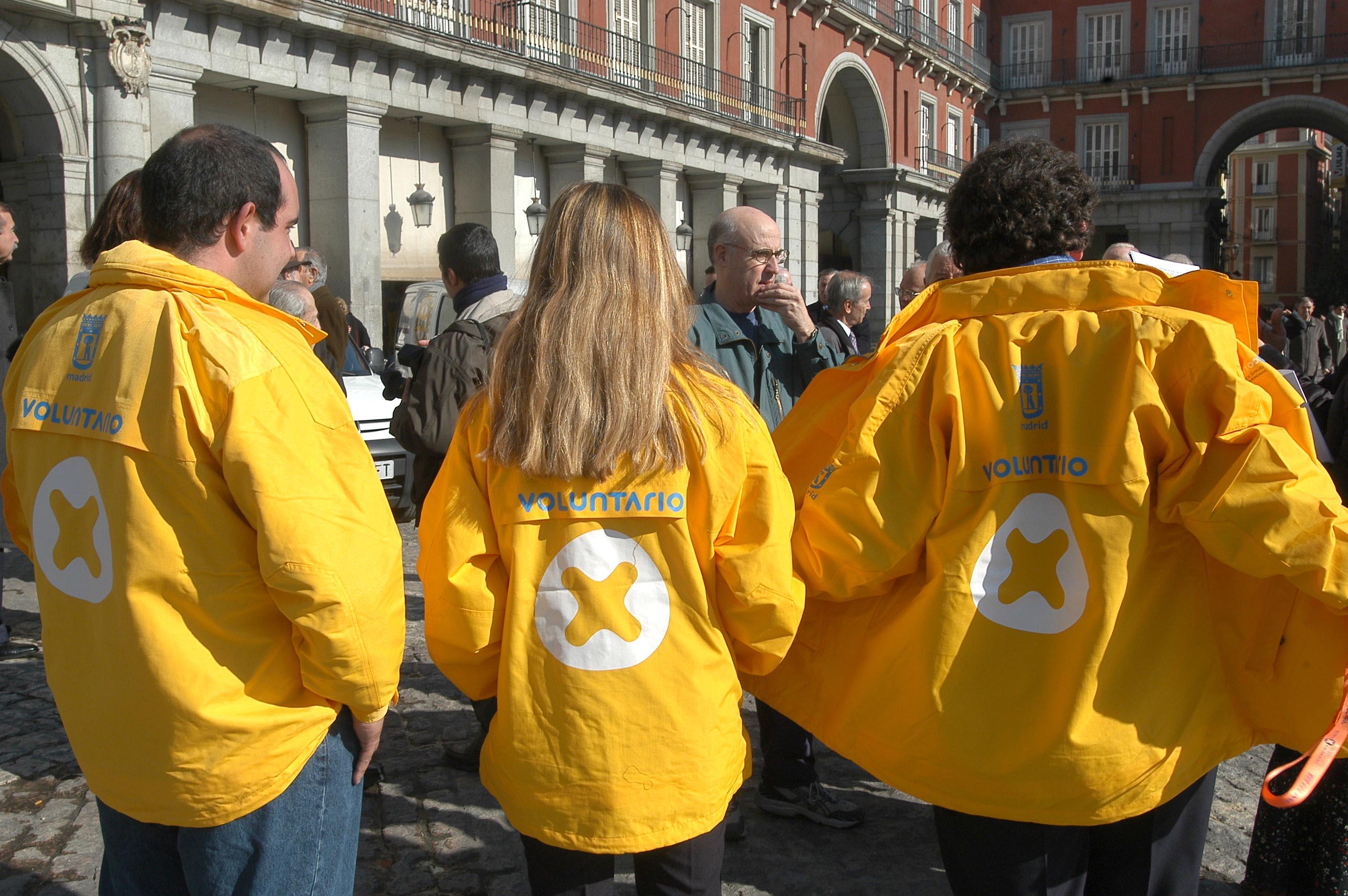 El voluntariado a debate en el escorial ayuntamiento de madrid - Voluntariado madrid comedores sociales ...