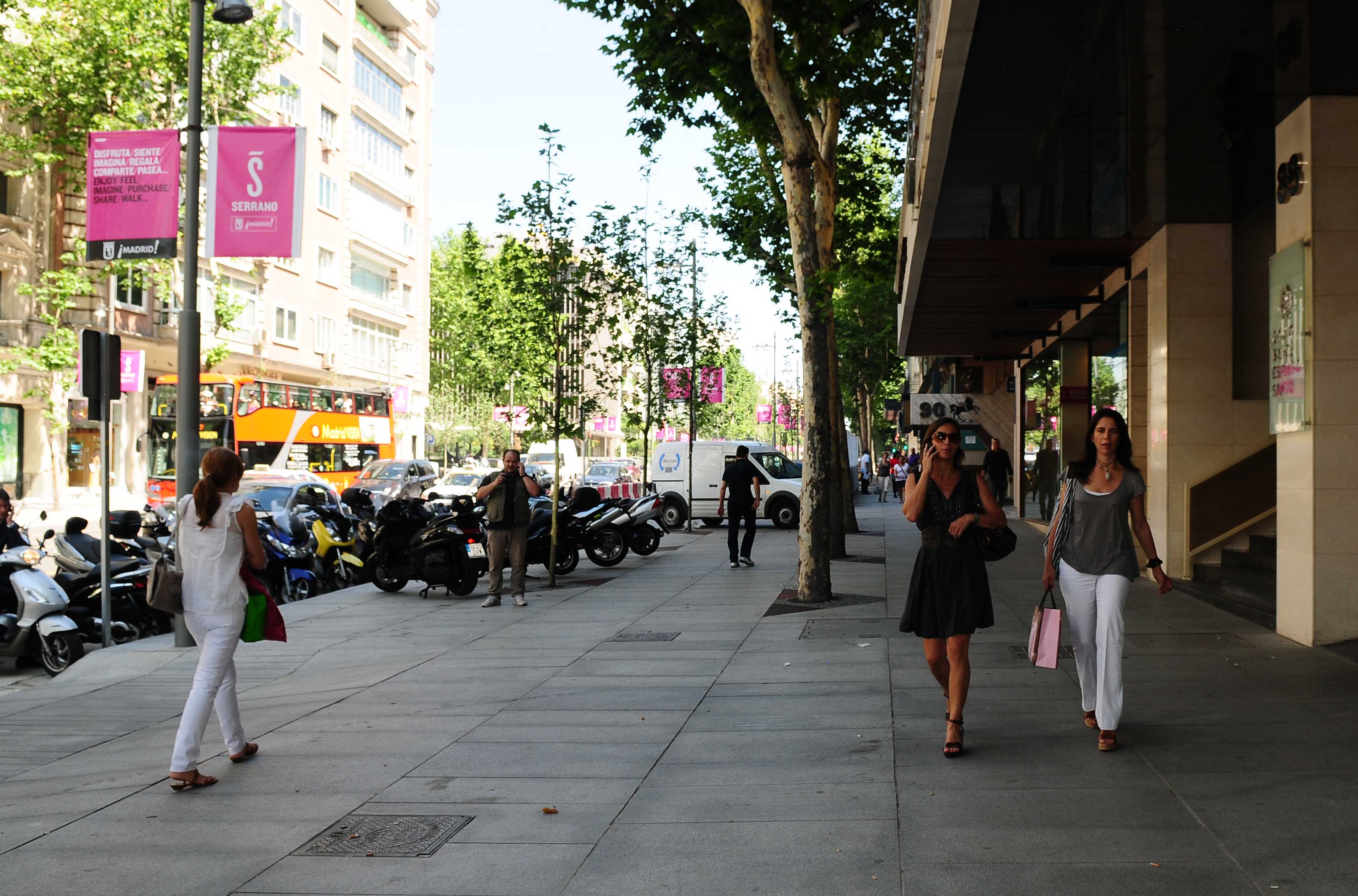 Estrena serrano ayuntamiento de madrid - H m calle orense madrid ...