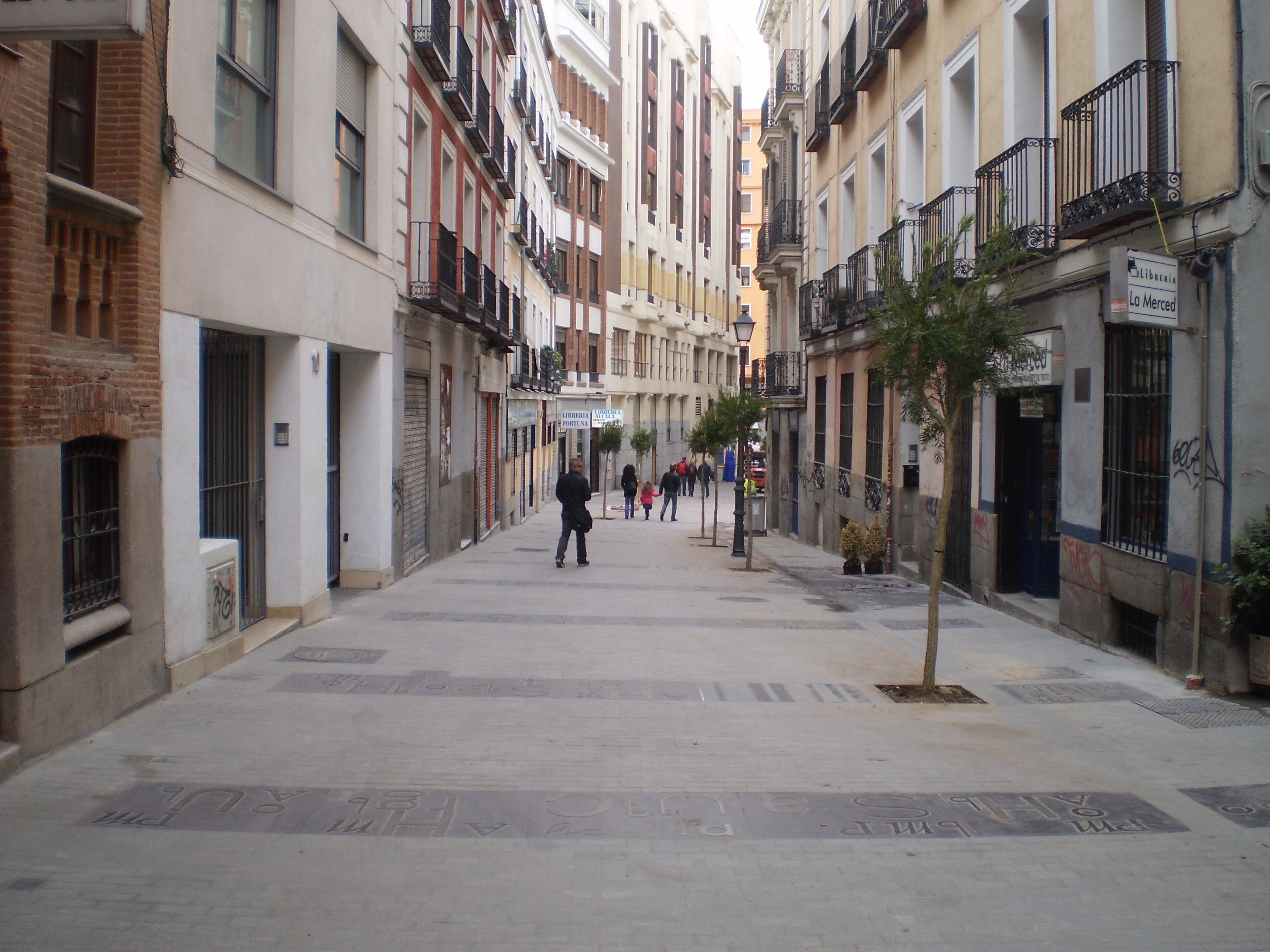 Los peatones conquistan m2 m s en centro - H m calle orense madrid ...