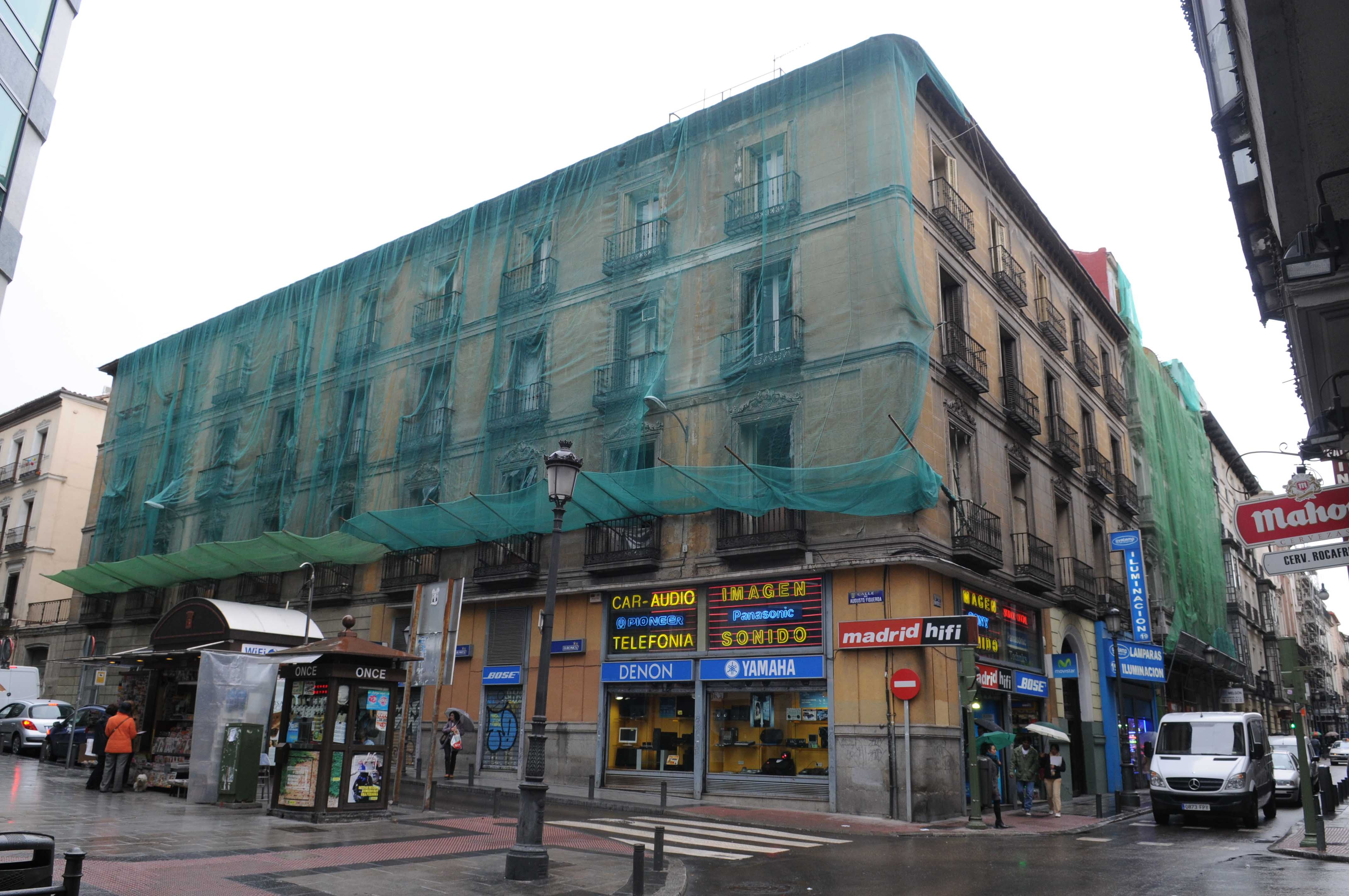 Un nuevo hotel junto a recoletos prado ayuntamiento de for Calle prado 8 madrid